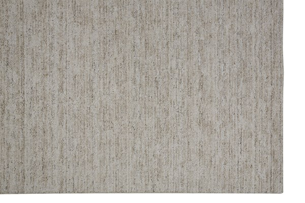 Taupe Solid Area Rug