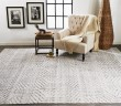 Product Image of Beige, Grey Abstract Area Rug