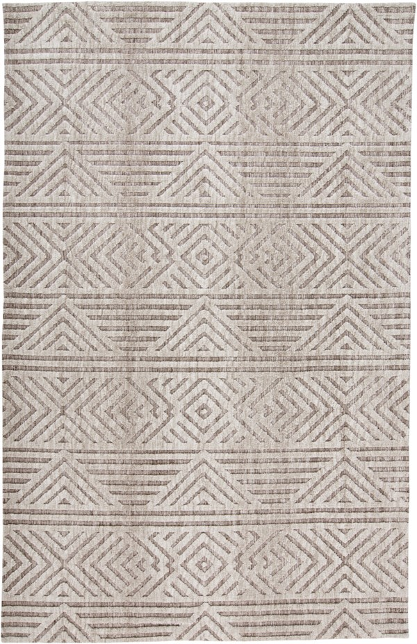 Brown Moroccan Area Rug