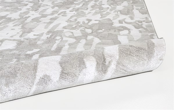 Ivory Abstract Area Rug