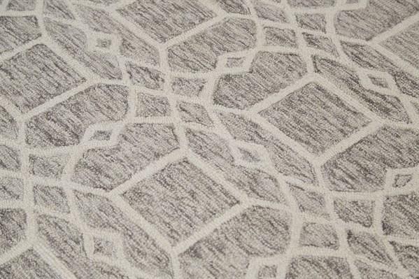Stone Moroccan Area Rug