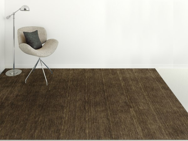 Chocolate (ARZ-1) Solid Area Rug