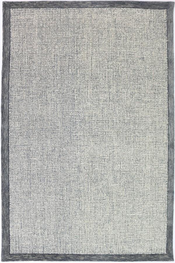 Gray, Slate (IDI-7) Casual Area Rug