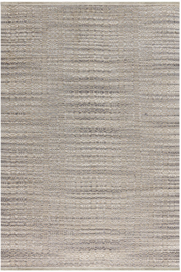 Gray, Ivory (ZOL-2) Rustic / Farmhouse Area Rug
