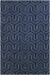 Product Image of Contemporary / Modern Blue (CIT-12) Area Rug