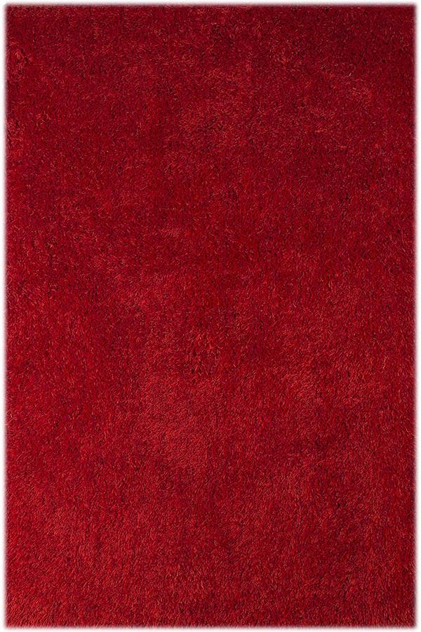 Red (ILT-1) Shag Area Rug