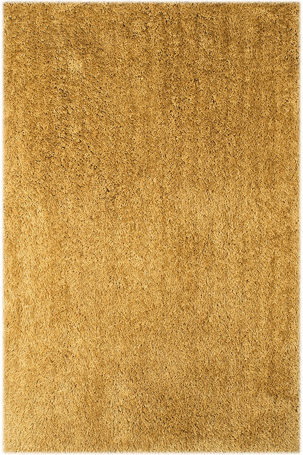 Gold (ILT-3) Shag Area Rug