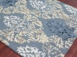 Product Image of Silver Damask Area Rug