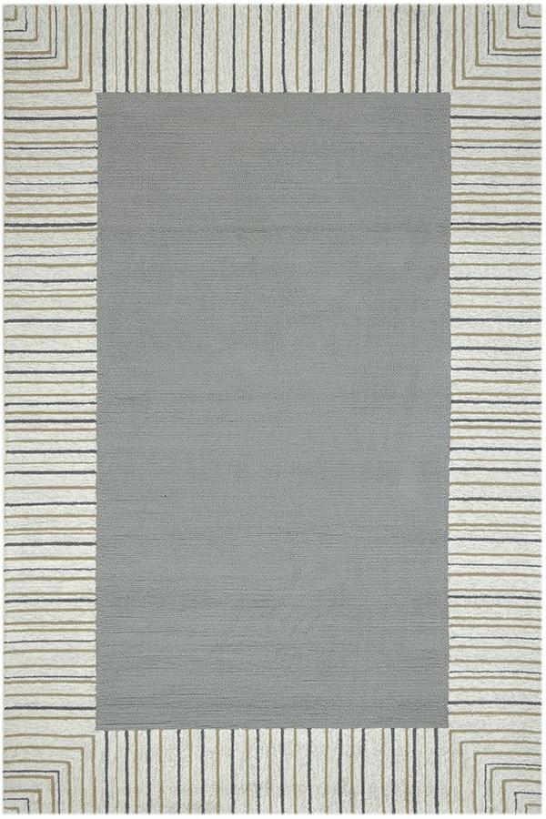 Silver Outdoor / Indoor Area Rug