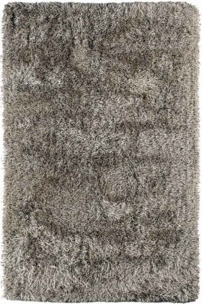 Graphite, Sand (MET-3) Shag Area Rug