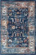 Product Image of Navy, Orange, Ivory Vintage / Overdyed Area Rug