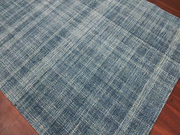 Turquoise Blue (LAU-2) Casual Area Rug