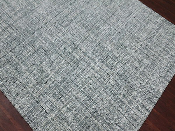Light Blue, Grey, Cream (LAU-06) Casual Area Rug