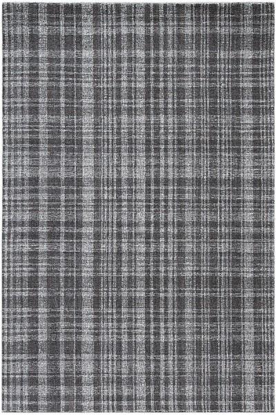 Charcoal, Grey, Cream (LAU-12) Casual Area Rug