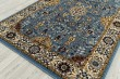 Product Image of Sky Blue, Pale Yellow, Rust Traditional / Oriental Area Rug