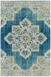Product Image of Teal, Pink, Yellow, Cream Bohemian Area Rug