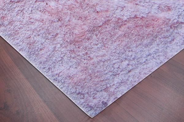 Pink (ODY-02) Shag Area Rug