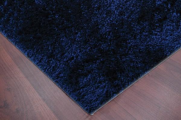 Royal Blue (ODY-06) Shag Area Rug