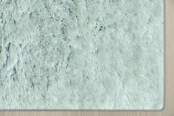 Green (ODY-08) Shag Area Rug