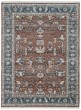 Product Image of Traditional / Oriental Red, Blue, Cream (ARC-3) Area Rug