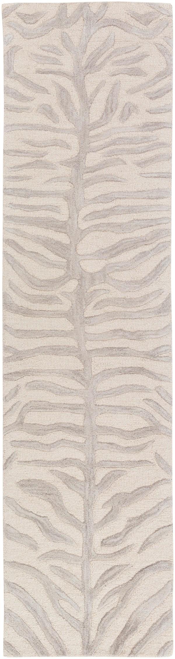 Light Grey, Beige (AWPL-2232) Animals / Animal Skins Area Rug