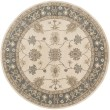 Product Image of Grey, Ivory (AWHR-2050) Traditional / Oriental Area Rug