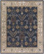 Product Image of Bohemian Navy, Beige (AWMD-2241) Area Rug