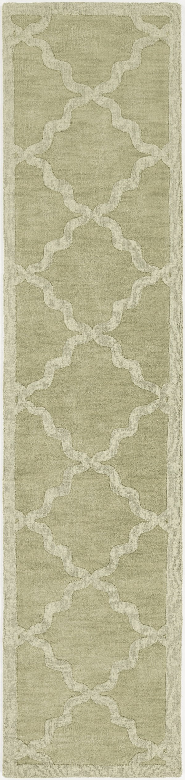 Sage (AWHP-4016) Textured Solid Area Rug