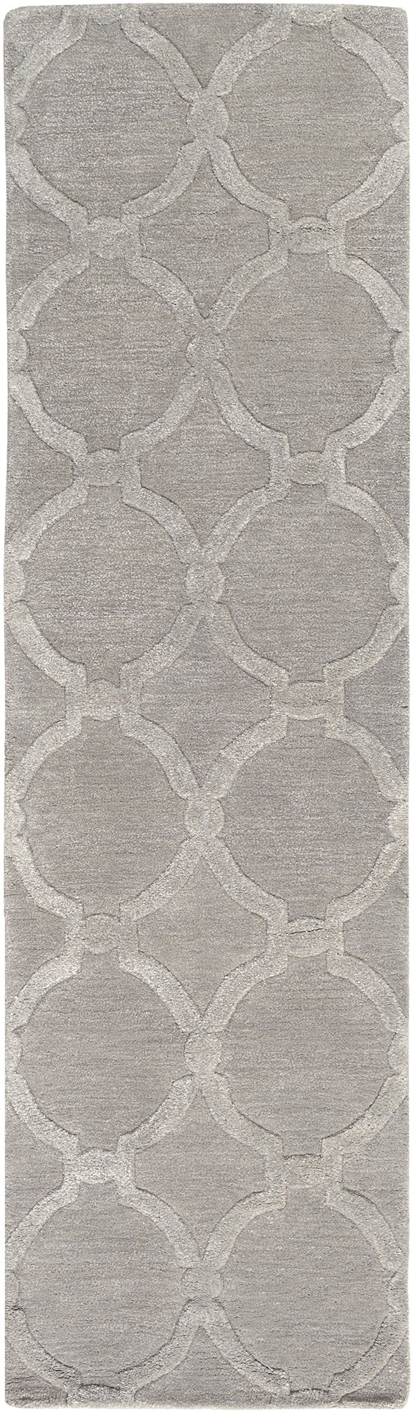 Gray (AWUB-2144) Textured Solid Area Rug