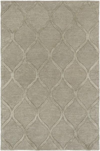 Gray, Metallic (AWUB-2154) Moroccan Area Rug