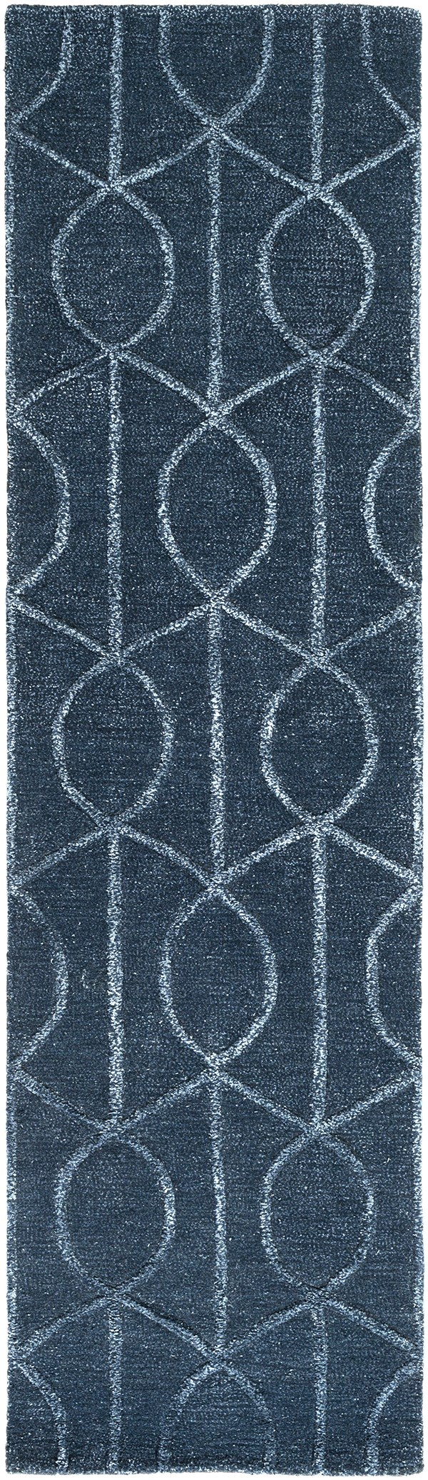 Navy (AWUB-2165) Transitional Area Rug