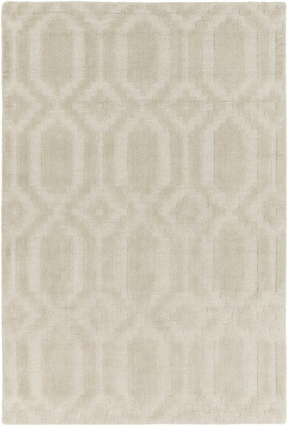 Ivory (AWMP-4010) Solid Area Rug