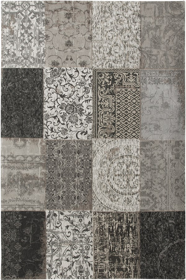 Charcoal, Mole Brown (8101) Contemporary / Modern Area Rug