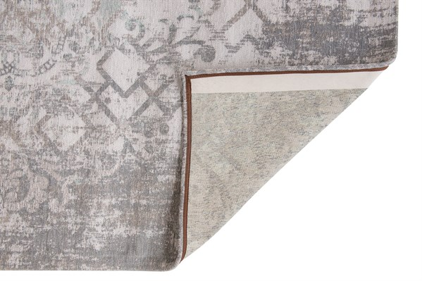 Grey, White (8547) Transitional Area Rug