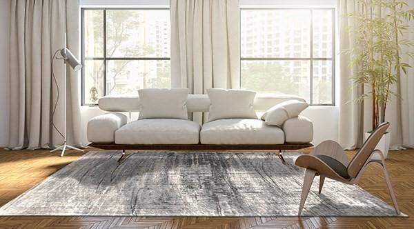 Jersey Stone (8420) Contemporary / Modern Area Rug