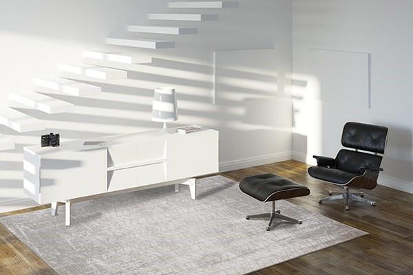 White Plains (8929) Contemporary / Modern Area Rug