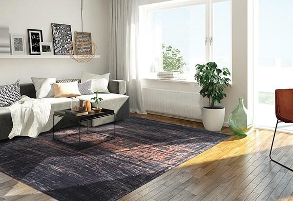 Soho Copper (8925) Contemporary / Modern Area Rug