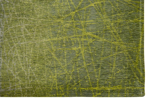 Green, Silver, Grey (8882) Abstract Area Rug