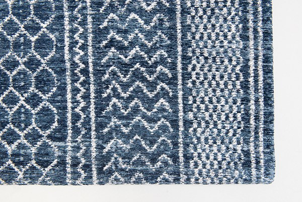 Scarab Blue (8676) Transitional Area Rug