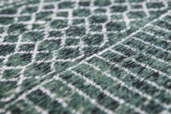 Green (8792) Transitional Area Rug