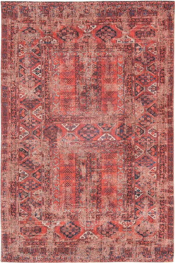 Red (8719) Vintage / Overdyed Area Rug