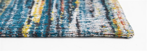 Red, Yellow, Blue (8871) Abstract Area Rug