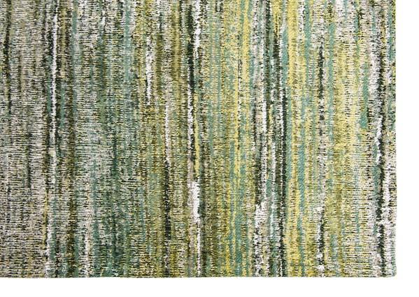 Green, Grey, Black (8874) Abstract Area Rug