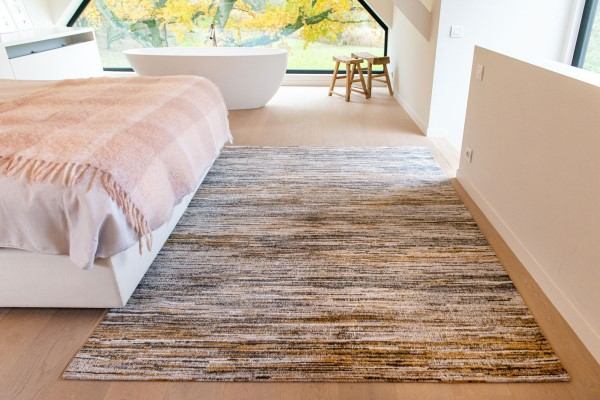 Wood (9124) Contemporary / Modern Area Rug