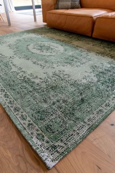 Este Green (9142) Vintage / Overdyed Area Rug