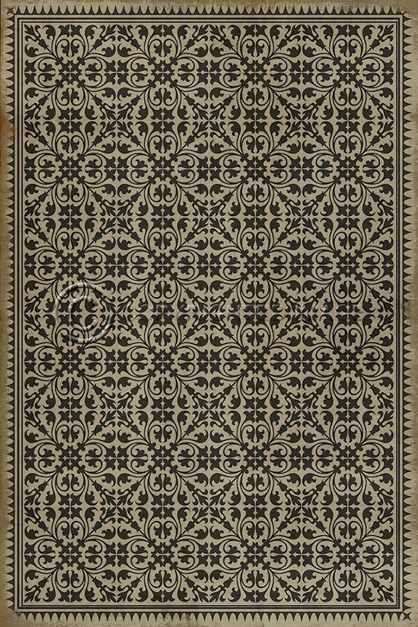 Spicher And Company Vintage Vinyl Floor Cloths Twinkle