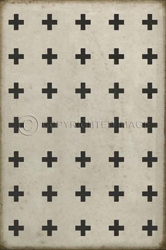 Vintage Vinyl Floor Cloths Ithaca arearugs