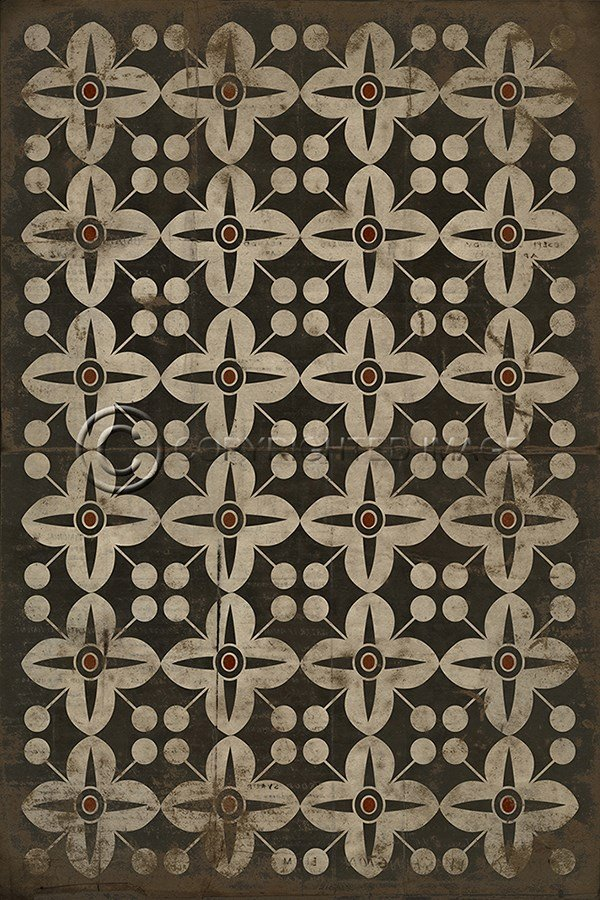 Spicher And Company Vintage Vinyl Floor Cloths Oz Rugs