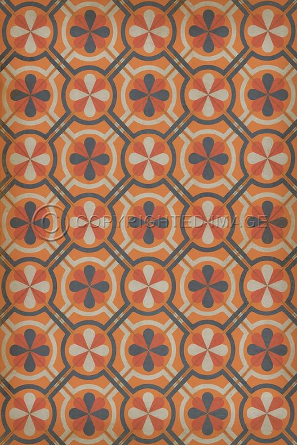 Spicher And Company Vintage Vinyl Floor Cloths Faraday