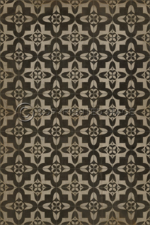 Spicher And Company Vintage Vinyl Floor Cloths Boggled